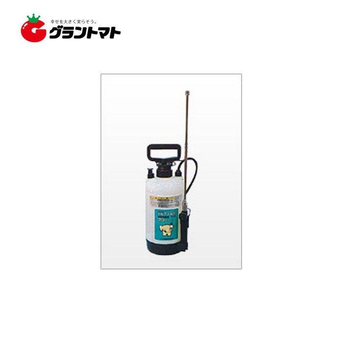 フロアブル専用噴霧器 フロちゃん 2.5L 散布幅約10m ヤマト農磁