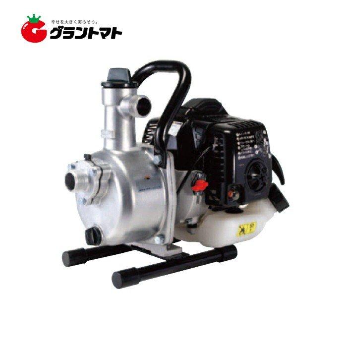 ハイデルスポンプ SEV-25L 25mm 2サイクルエンジン 高性能自吸式エンジンポンプ SEV25L 1インチ 工進