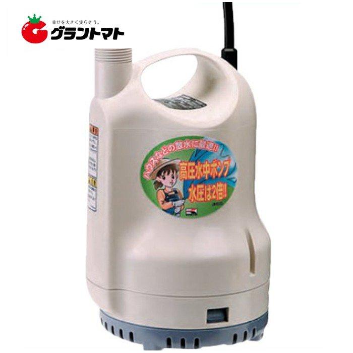 ポンディ SM-525H 25mm 清水用水中ポンプ 高水圧タイプ 50Hz(東日本用) 工進
