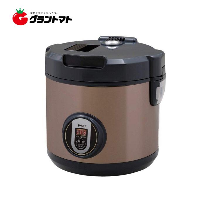 黒にんにくメーカー BG-05T ブラウン エムケー精工【取寄商品】
