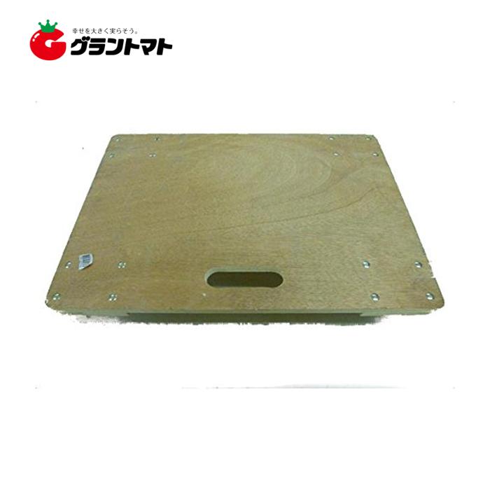 木製平台車 600×450 2個セット シンセイ【取寄商品】