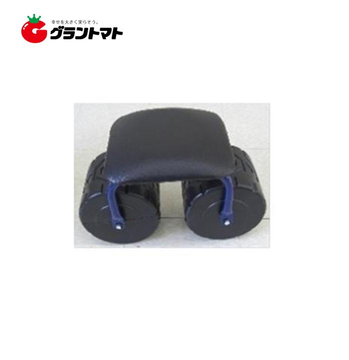 ガーデニングカート XC-2 4個セット 腰掛台車 シンセイ【取寄商品】