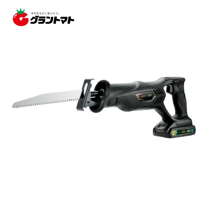 電動セーバーソー(のこぎり) DN-180LiA 18V充電式 EM 高儀【取寄商品】