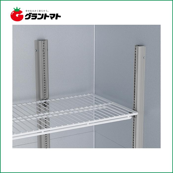 棚柱付き棚板セット MET1500T アルインコ【メーカー直送】