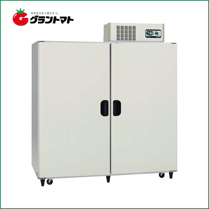 玄米・野菜低温貯蔵庫 LWA-40V 三相200V 20俵 40袋用(30kg) アルインコ ※設置についてのアンケートあり※【メーカー直送】