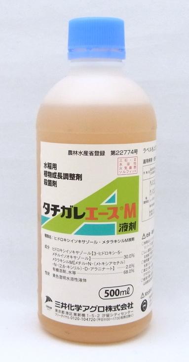 [正規販売店] タチガレエース液剤 500ml 殺菌剤 販売実績No.1