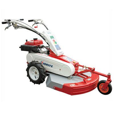 【共立】 AM72B 自走式草刈機 モア【オートモア】【刈幅:700mm】【替刃・ボルトセット付き】