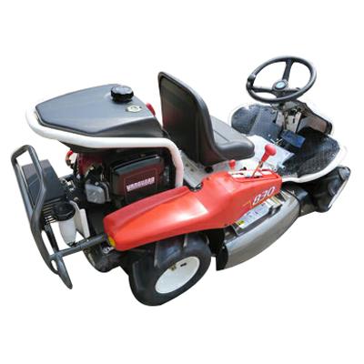 共立 乗用草刈機 RM830/B 【刈幅820mm】 乗用モア RM83のHST仕様