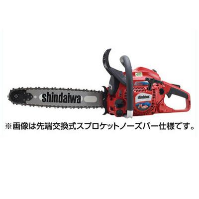 【新ダイワ】 E2038GSR/400HVP チェーンソー チェンソー 【16インチ(40cm)ハードノーズバー】【95VPX仕様】
