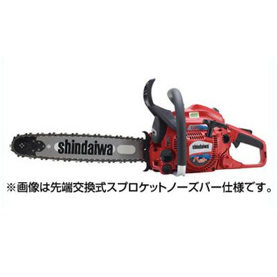 【新ダイワ】 E2038SR-400H チェンソー チェーンソー 【16インチ(40cm)ハードノーズバー】【25AP仕様】