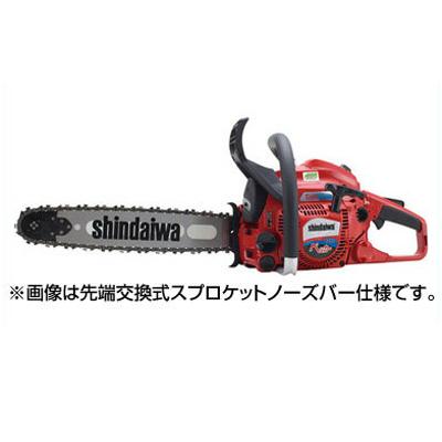 【新ダイワ】 E2038SR-400HVP チェンソー チェーンソー 【16インチ(40cm)ハードノーズバー】【95VPX仕様】】