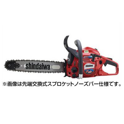【新ダイワ】 E2038SR-400T チェンソー チェーンソー 【16インチ(40cm)スプロケットノーズバー】【25AP仕様】
