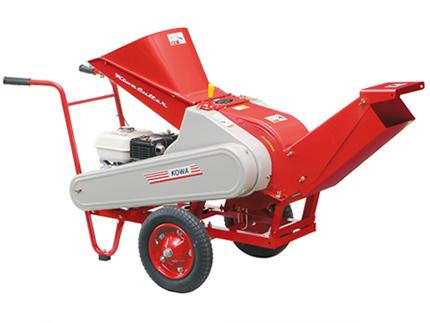 粉砕機 新興和 新コーワ S-200E チッパー 堆肥用カッター 稲わら・牧草・山草 粉砕機 【手押し式】
