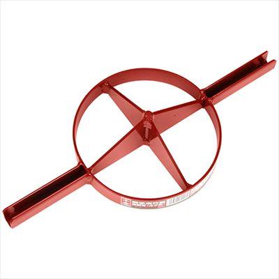 千吉 両手用竹割 全鋼刃 4割 175mm