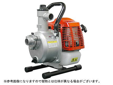工進 2サイクルエンジンポンプ KM-25S(ハイデルスポンプ) スタート名人【三菱エンジン搭載】