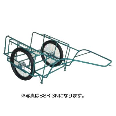 【個人宅配送不可】ハラックススチール運搬車 SSR-4N【メーカー直送・代引不可】