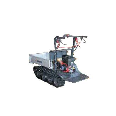 共立 クローラー運搬車 NKCG95H-FTV 【箱型3方スライド】 【手動ダンプ】 【最大積載量350kg】