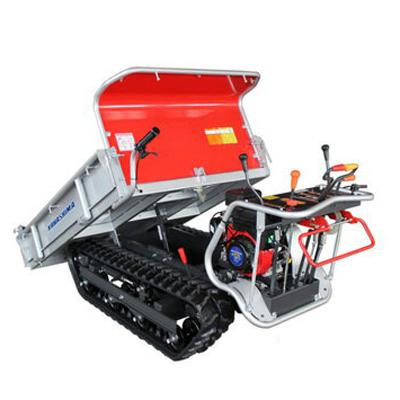 【高い素材】 三菱農機 MEC150H-A【最大積載量600kg】【手動ダンプ】【箱型三方開き】:アグリズ店 クローラー運搬車-DIY・工具
