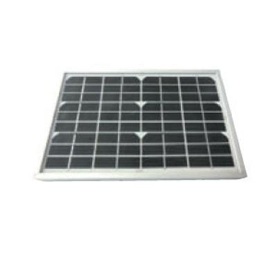 未来のアグリ(北原電牧) 電気柵 資材 ソーラーパネル 5W(SCM) S60用 架台付 【代引不可】 KD-SL-PN-5W-S60-SET