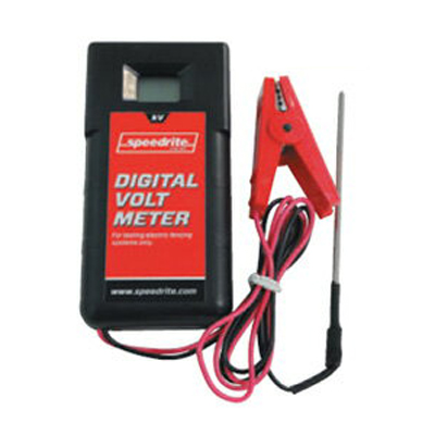 未来のアグリ(北原電牧) 電気柵 資材 テスター デジタルボルト型(speedrite用) 【代引不可】 KD-TESTER-DB