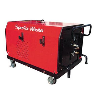 スーパー工業 高圧洗浄機 SAL-2821-60 モーター式高圧洗浄機 【代引不可】