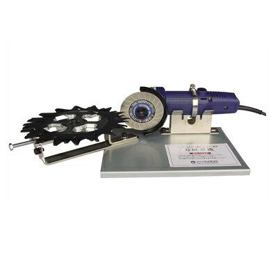 【アイデック】 スーパーカルマー用 刃研ぎ機 【低速グラインダー付き】