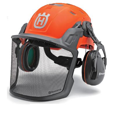 【ハスクバーナ】 ヘルメット テクニカル H300 【585058401】