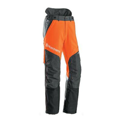 【ハスクバーナ】 プロテクティブ ズボン テクニカル2 (T-) JP サイズ57【XL】【ウエスト:100~103cm】【股下:78cm】