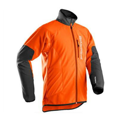 新作 ハスクバーナ フォレストジャケット テクニカル2 T-2 お気に入 サイズ62 胸囲:124~128cm ベント XXL
