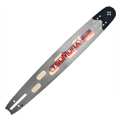ツムラ 18インチ 45cm 保証 先端交換式ソリッドガイドバー .325ピッチ 軽量 E18G50P325 デポー .050ゲージ