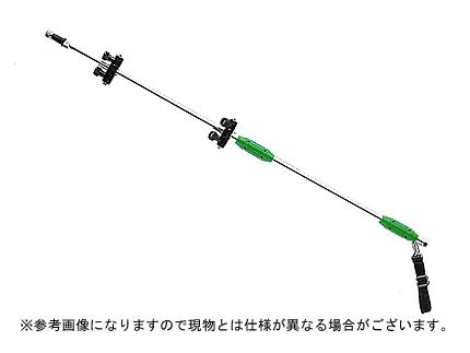 【ノズル・噴口】ヤマホ アポロ畦畔7-15G型(G1/4)【噴霧器・噴霧機・動噴・防除用】