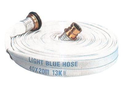 【永田】【散水用】ライトブルーホース 40mm×20m(1.3MPa)
