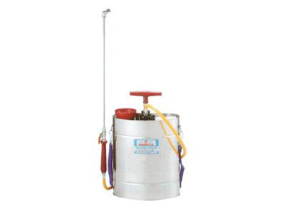 【永田】肩掛噴霧機 10L型ワン皮式(ステン)【噴霧器・噴霧機】
