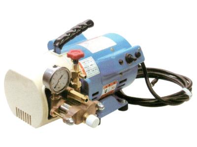 【永田】小型ポータブル動噴 KYC-40A【8.5mmスプレーホース10m付】【噴霧器・噴霧機・動噴】