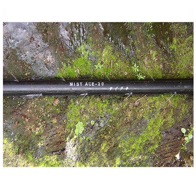 住化農業資材 ミストエース20サイテキ02-03 100m巻 孔径0.3mmφ 潅水チューブ 灌水チューブ