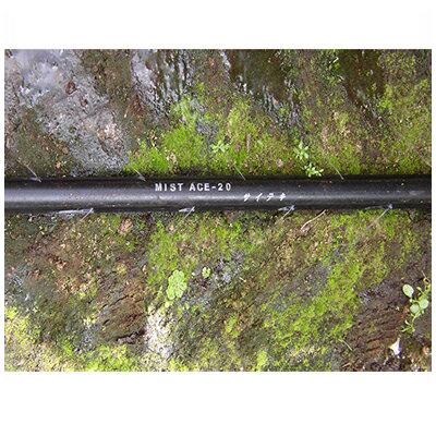 住化農業資材 ミストエース20サイテキ04-03 100m巻 孔径0.3mmφ 潅水チューブ 灌水チューブ