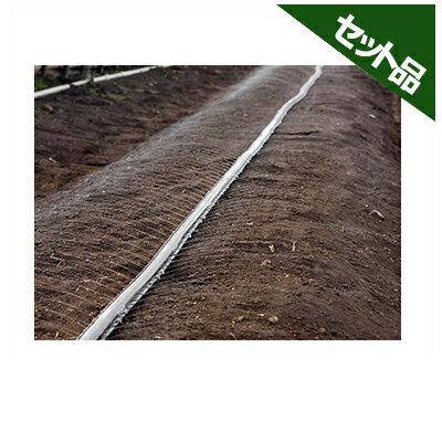 住化農業資材 スミサンスイNEWマルチ 100 100m巻 2.5千鳥 0.2mmφ 5本セット 潅水チューブ 灌水チューブ