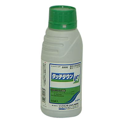 【農薬】タッチダウンIQ 500cc【20本入り】【園芸用 除草剤】