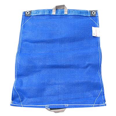 シンセイ メッシュコンバイン袋 (両取っ手) 50枚入 ネットになって籾(もみ)が蒸れにくいメッシュタイプのコンバイン袋