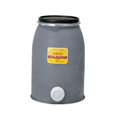穀物貯蔵容器 コダマ樹脂 コクモツバンク PO-150G 農業資材