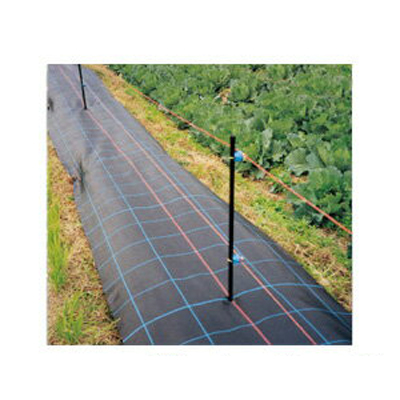 日本ワイドクロス 防草アグリシート BB1515(透水タイプ) 0.75×100m ブラック