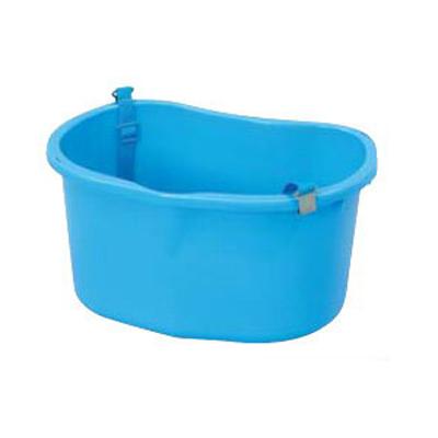 DIC ニチエイ 散布・収穫桶#18 青 20個入 428×300×215Hmm