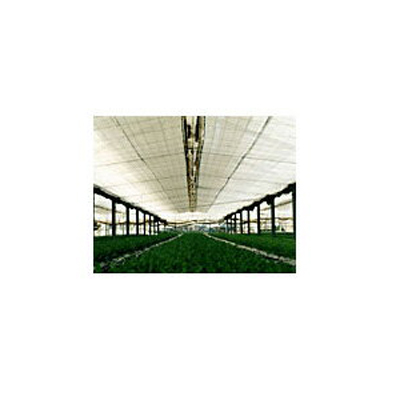 ダイオ化成 遮光ネット 白 クールホワイト(遮光率20~30%)2m×50m【代引不可】 420sw