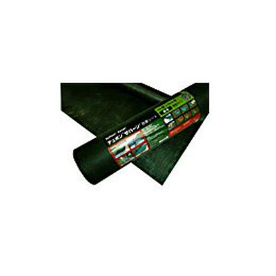 2020年8月19日より順次発送予定 デュポン 標準 防草シート ザバーン 136G グリーン 2×50m 2本入 農業資材 園芸用品 家庭菜園 ガーデニング DIY ランドスケープ