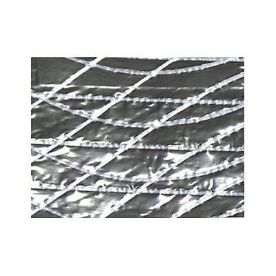 ダイオ化成 多目的シート テクミラー #2000 シルバー/ブラック 360×540cm ハトメ90cmピッチ アルミ蒸着フィルム ターポリンシート 遮熱 反射 農業資材 園芸用品 家庭菜園 アウトドア サンシェード