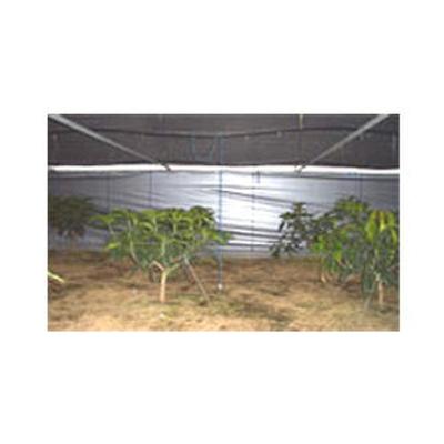 岩谷 イワタニ 三層シルバーポリ 保温用 0.05mm×180cm×100m 2本入
