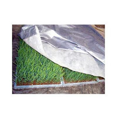 2020年8月19日より順次発送予定 岩谷 イワタニ 水稲育苗用シート シルバーホッカ 2.7m×50m