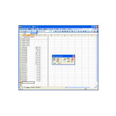 Kett ケット科学(ケツト科学研究所) データ管理ソフトウェア データロガー KDL-01 【代引不可】