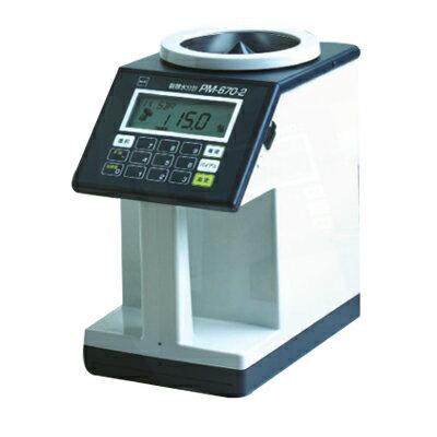 Kett ケット科学(ケツト科学研究所) 穀類水分計(電気式穀粒計) PM-670-2 【代引不可】