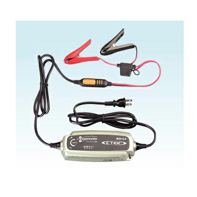 2020年5月11日より順次発送予定 末松電子 電気柵 資材 サイクル用充電器 (外部バッテリー用)